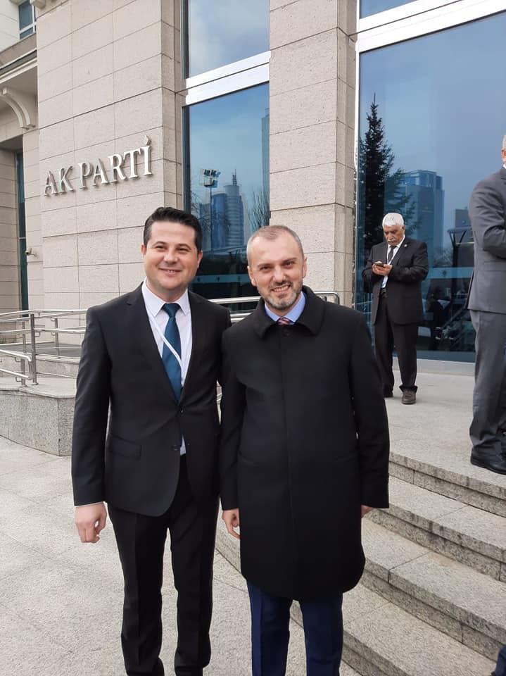 İlkdoğmuş, Ankara Ziyaretini Değerlendirdi.