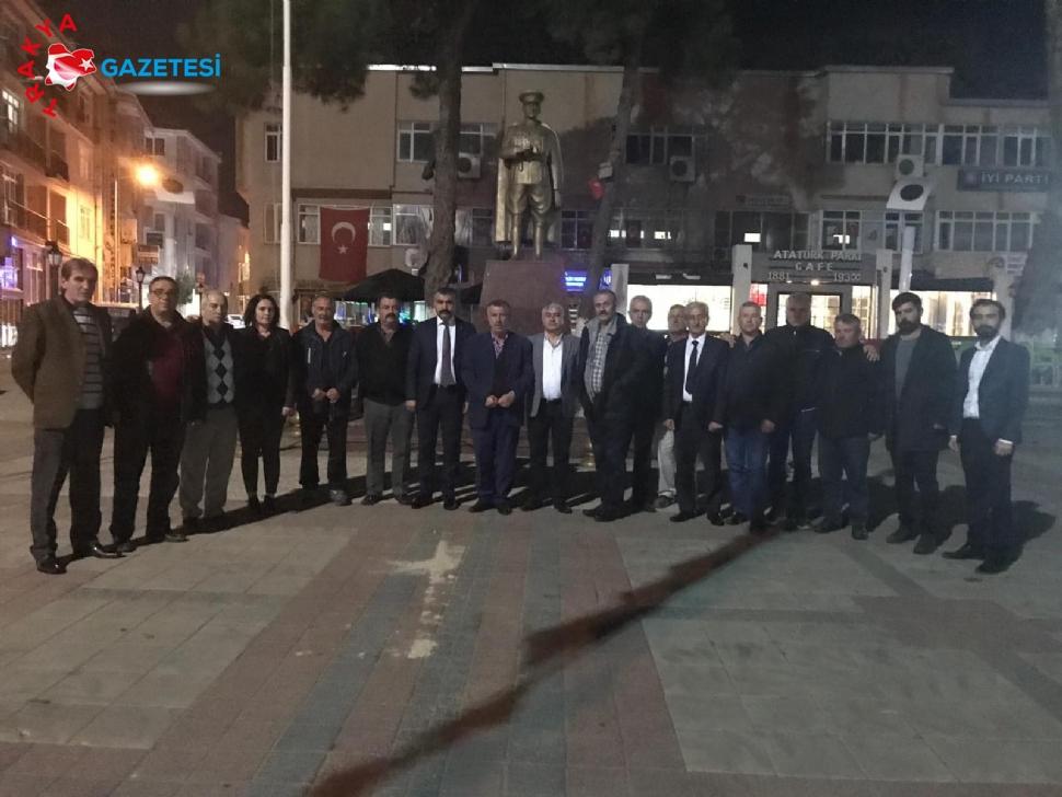 MHP seçim startını verdi
