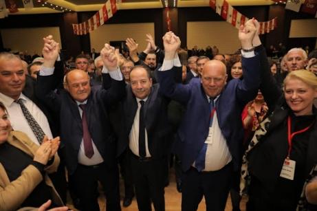 CHP Edirne yeniden 'Pekcanlı' dedi