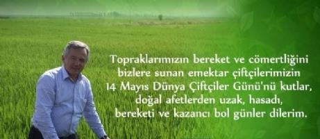 Kerman, Çiftçiler Gününü Kutladı.