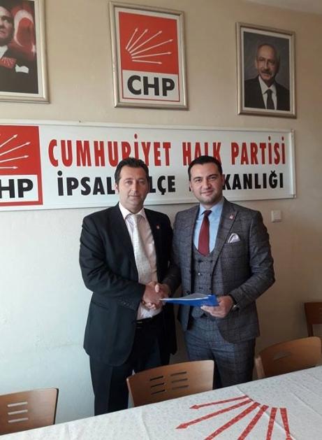 CHP'de Gürel Kale Sürprizi