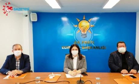 Ak Parti İl Kongresi 20 Ocak'ta